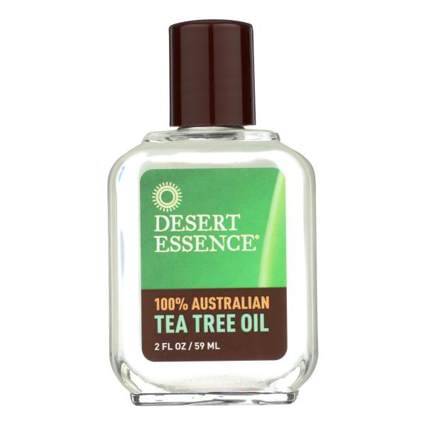 Desert Essence - Tea Tree Oil - 100 Percent Australian - 2 oz %count(alt)