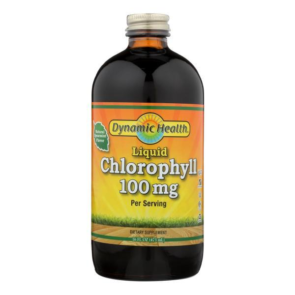 Dynamic Health Liquid Chlorophyll - 100 mg - 16 fl oz %count(alt)