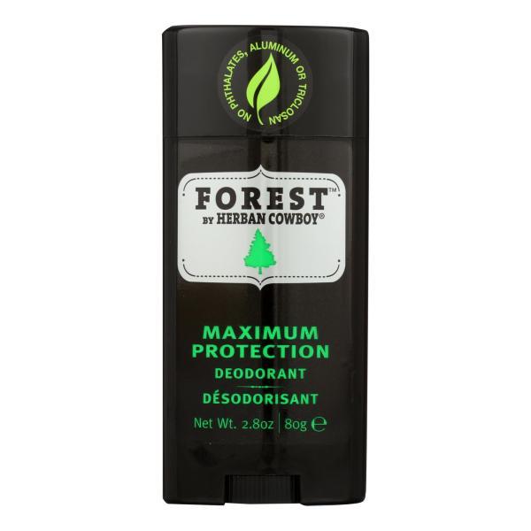 Herban Cowboy Deodorant Forest - 2.8 oz %count(alt)