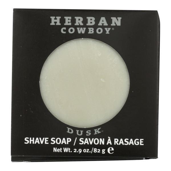 Herban Cowboy Natural Grooming Shaving Soap Dusk - 2.9 oz %count(alt)