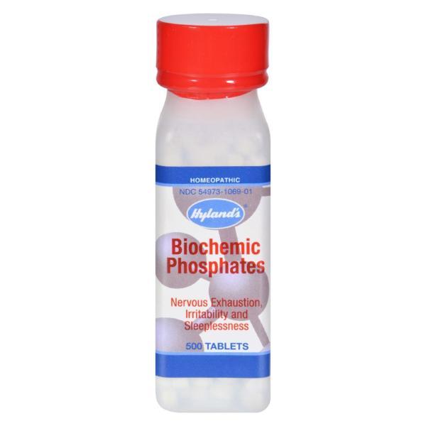 Hyland's Biochemic Phosphates - 500 Tablets %count(alt)