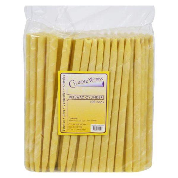 Cylinder Works - Cylinders - Beeswax - 100 ct %count(alt)