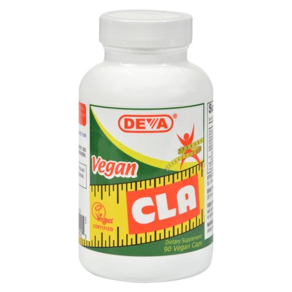 Deva Vegan Vitamins - Deva CLA - 90 Vegan Capsules %count(alt)