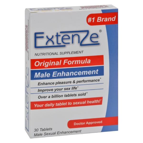 Extenze Male Enhancement - 30 Tablets %count(alt)