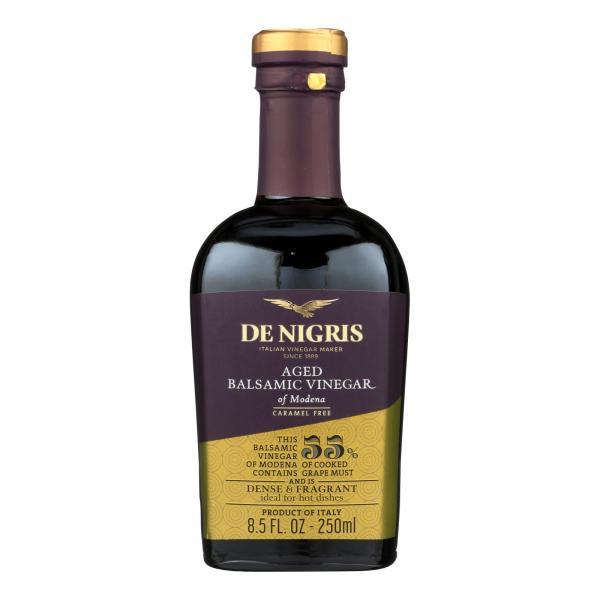 De Nigris - Vinegar - Aged Balsamic - Case of 6 - 8.5 fl oz %count(alt)