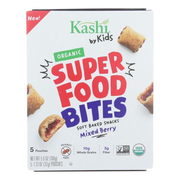 Kashi - Sprfd Bite Mix Brry - Case of 5 - 5.6 OZ %count(alt)