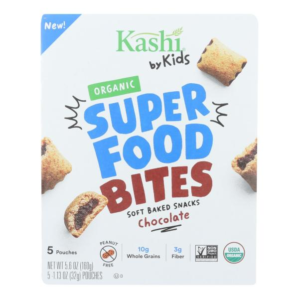 Kashi - Sprfd Bite Choclte - Case of 5 - 5.6 OZ %count(alt)