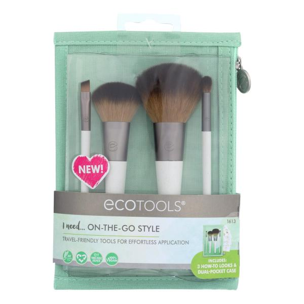 Ecotools On-The-Go Style Kit - Case of 2 - CT %count(alt)