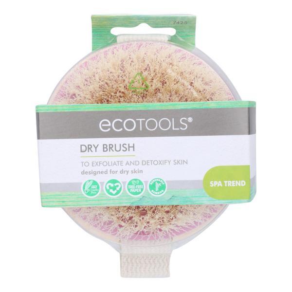Ecotools Spa Trend Dry Brush - Case of 3 - CT %count(alt)