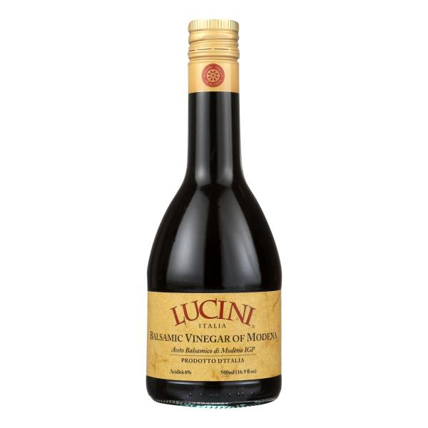 Lucini Italia Select Balsamic Vinegar of Modena IGP - Case of 6 - 16.9 Fl oz. %count(alt)