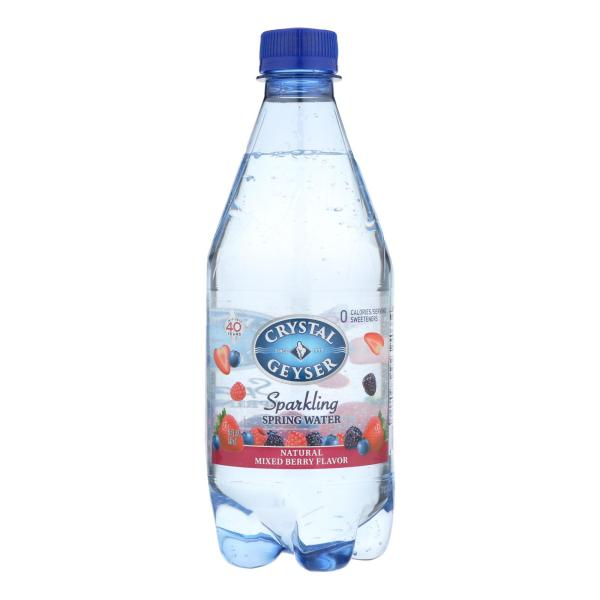 Crystal Geyser - Cg Mineral Water Berry - Case of 6 - 4/18 FZ %count(alt)