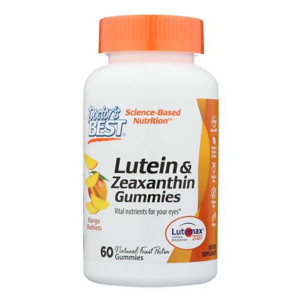 Doctor's Best - Lutein 10mg Gummies - 1 Each-60 CT %count(alt)