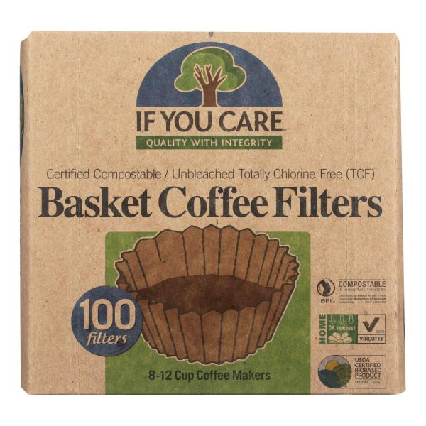 If You Care Coffee Filters - 100 Ct (Pack of 3) %count(alt)