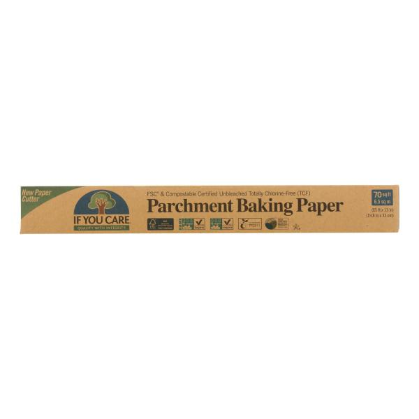 If You Care Parchment Paper - 70 Sq Ft Roll (Pack of 3) %count(alt)