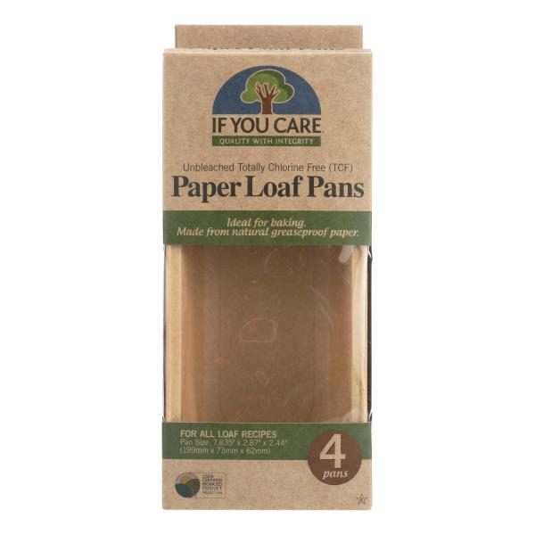 If You Care Loaf Baking Pans - Case of 6 - 4 Count %count(alt)