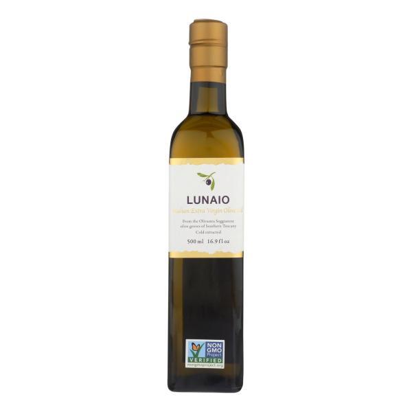 Lunaio Italian Extra Virgin Olive Oil - Case of 6 - 16.9 FZ %count(alt)