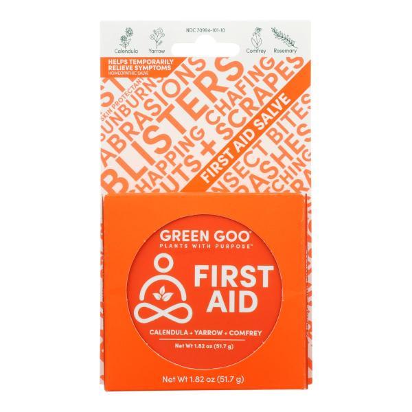Green Goo Good Goo - First Aid Large Tin - Case of 6-1.82 OZ %count(alt)