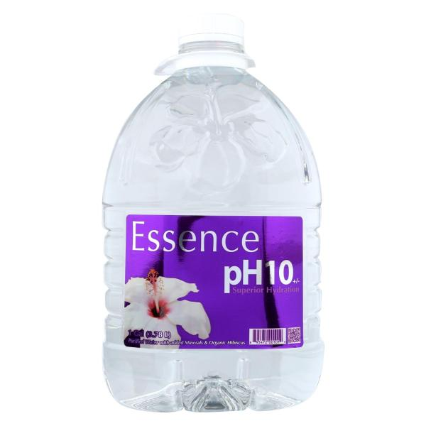 Essence Alkaline Water - Essence Ph10 Water - Gallon - Case of 4 - 1 Gal %count(alt)