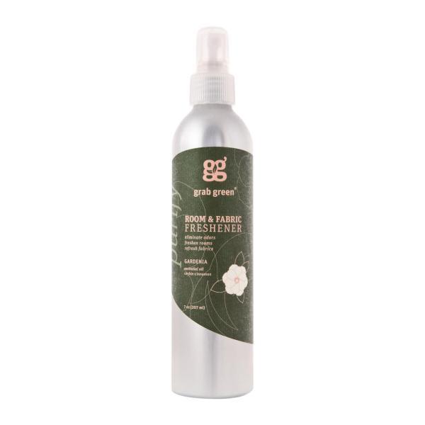 Grab Green Room and Fabric Freshener - Gardenia - Case of 6 - 7 Fl oz. %count(alt)
