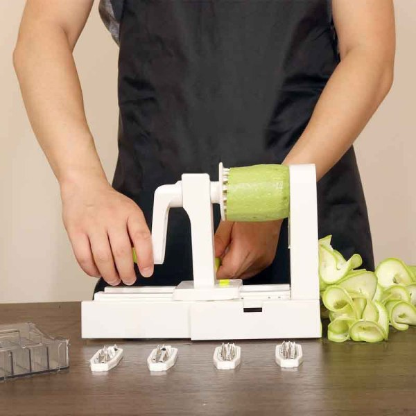 5 Blade Vegetable Slicer %count(alt)