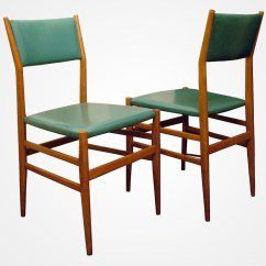 Gio Ponti Chair Staples Osgood Leggera Chairs By Good Design 20th Century Furniture Set Of Six