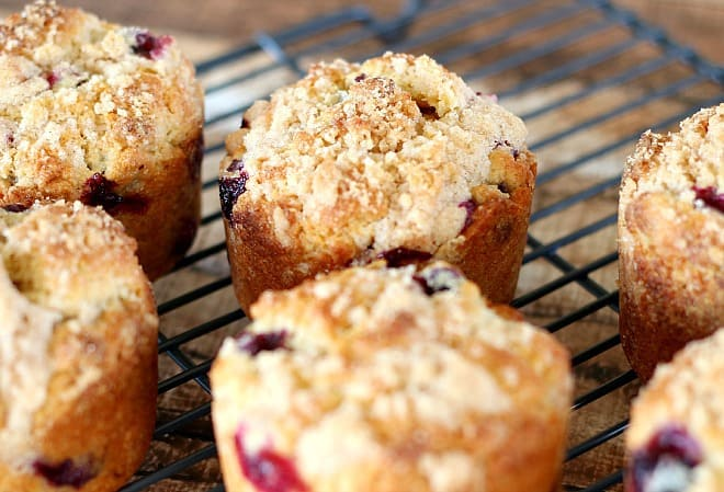 "Perfect Blueberry Muffins are also easy blueberry muffins. Incredibly moist and flavorful, ""gourmet"" muffins."