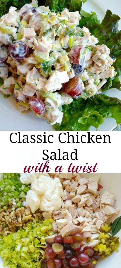The Best Chicken Salad Recipe