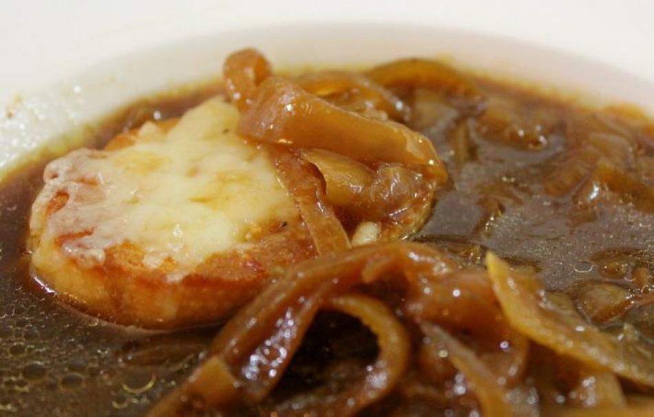 French Onion Soup In Your Slow Cooker