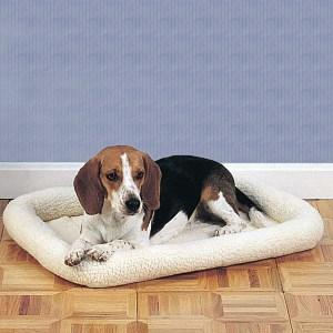 slumber ped crate dog bed