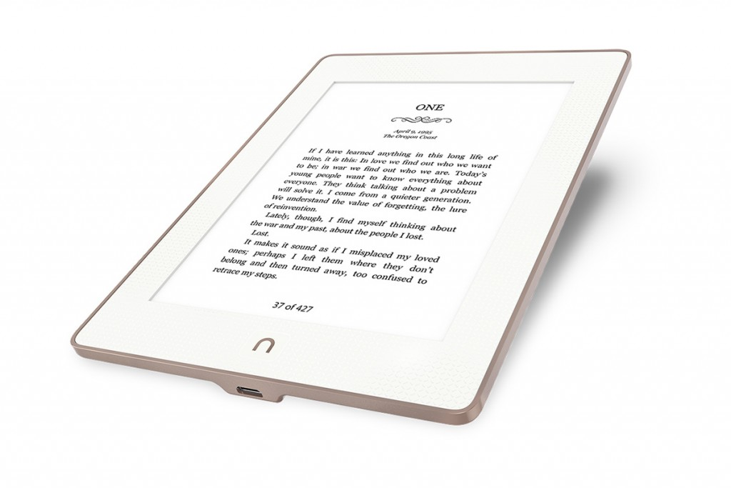 Barnes and Noble Nook Glowlight Plus Now Available