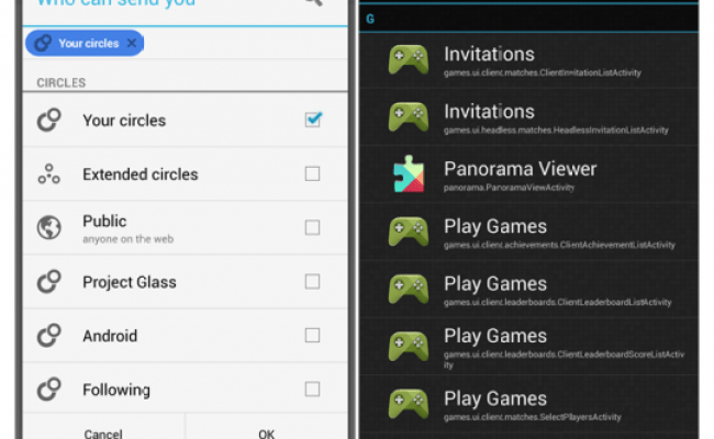 Google Play Games Revealed Alternative To Apple Game Center