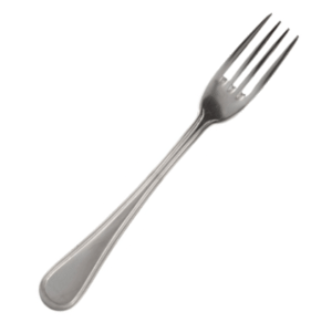 7 ¼ Inch Length, 18/8 Stainless, Dinner Forks, Mirror Finish
