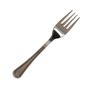 6 1/4 Inch Length, 18/8 Stainless Steel, Salad/Dessert Forks Mirror Finish