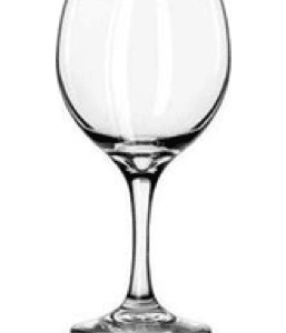 10.5 oz red wine glass rental