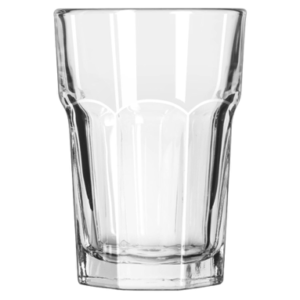 12 oz beverage glasses, Gibraltar