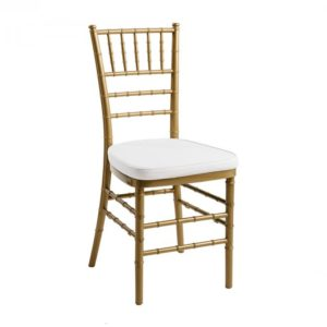 Chiavari Chair Silver With Cushion Special Events