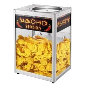 "Nacho Station/Warmer Commercial Grade (15.5 x 12.5 x 22.8"")"