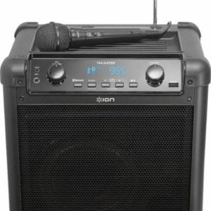 Portable Bluetooth Speaker System on the go! - 50 Watts 50 hour estimate - no mic is included