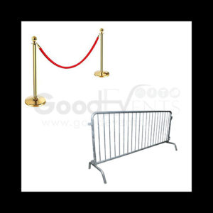 Crowd Control & Stanchions
