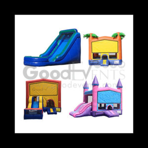 Jumpers & Slides / Inflatables