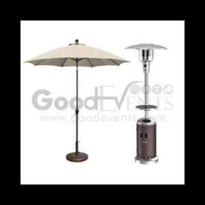 Umbrellas & Heaters