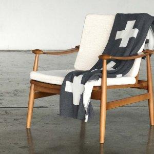 Newly - Cross Throw Blanket