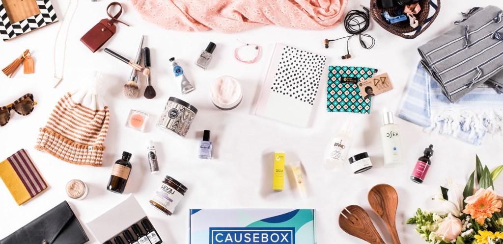 CAUSEBOX Items
