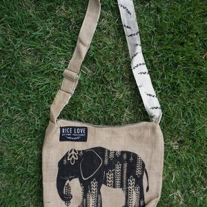 Rice Love Artist Series-Elephant