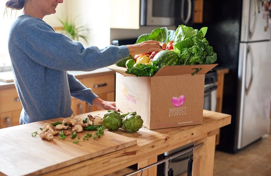 Imperfect Produce Box
