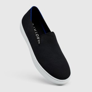 Rothys Black Solid Sneaker