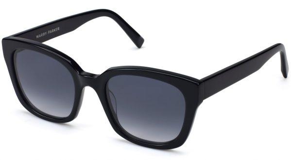 Warby Parker Sunglasses - Aubrey in Black
