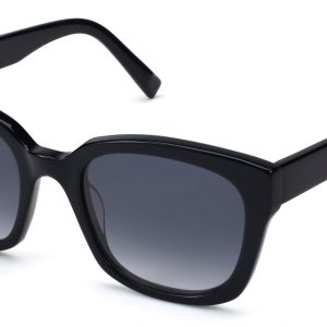 Warby Parker Sunglasses - Aubrey in Black