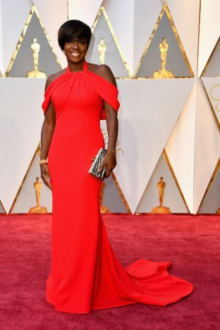 HOLLYWOOD, CA - FEBRUARY 26: Actor Viola Davis attends the 89th Annual Academy Awards at Hollywood & Highland Center on February 26, 2017 in Hollywood, California. (Photo by Steve Granitz/WireImage)