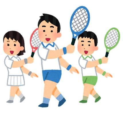 テニススクールイメージ